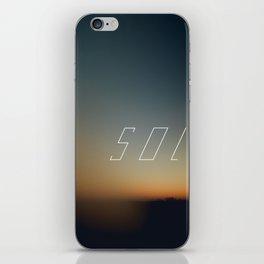 Sol iPhone Skin