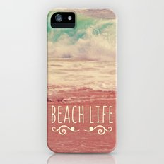 Beach Life Slim Case iPhone (5, 5s)