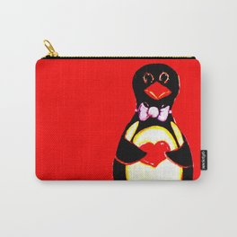 Judy the Penguin Carry-All Pouch