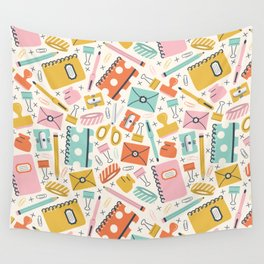 Stationery Love Wall Tapestry