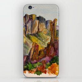 Big Bend National Park iPhone Skin