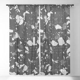 TERRAZZO II Sheer Curtain