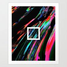 Ivi Art Print