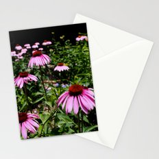 Carriage Trail Summer Flowers Stationery Cards