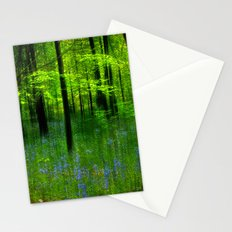 Bluebell Fantasy Stationery Cards
