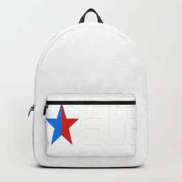 CARDIFF ELECTRIC WHITE Backpack