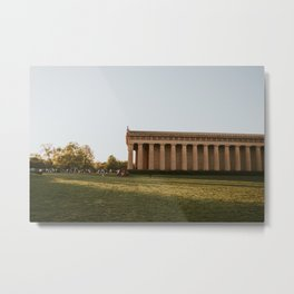 Parthenon Metal Print