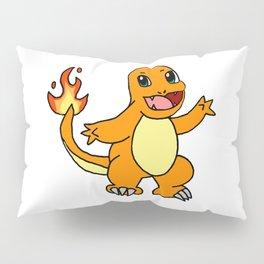 Baby Fire Character Pillow Sham