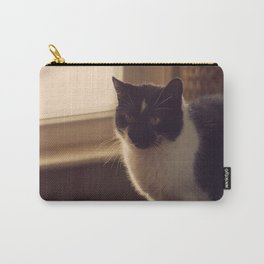 My Cat Away From Home Carry-All Pouch