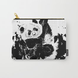 Panda abstract art design Carry-All Pouch
