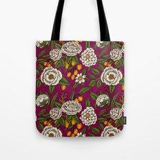 Tangerines Tote Bag