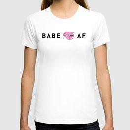 BABE AF T-shirt