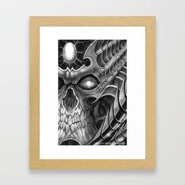 Biosoul Framed Art Print