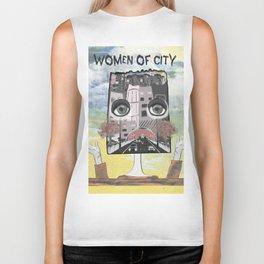 Women of City Colours Biker Tank