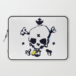 XXX Skull C Laptop Sleeve