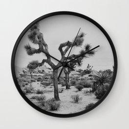 One of a Kind : Joshua Tree Wall Clock