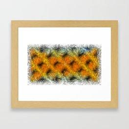 Bedlam 03 50 Framed Art Print