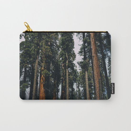 Woods #fog Carry-All Pouch