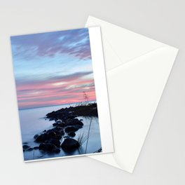 blue dawn Stationery Cards