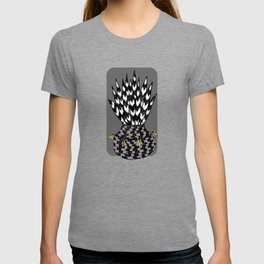 Vases and Stripes T-shirt