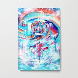 Artistic LXIV - Transcendence Metal Print
