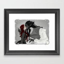 The Embrace Framed Art Print