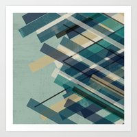 chaos Art Prints featuring chaos by Kakel