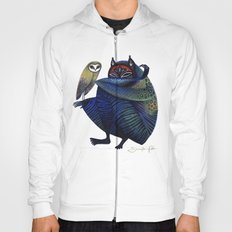Owl & Spirit Hoody