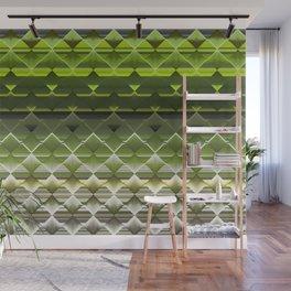Crinkle Glass Wall Mural