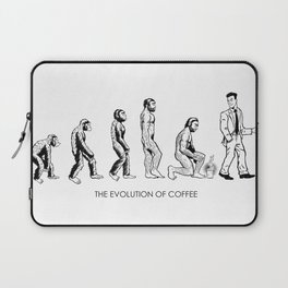 The Evolution Of Coffee Laptop Sleeve