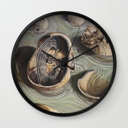The Puppeteers Wall Clock