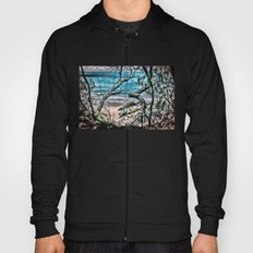 Trees by the sea Hoody