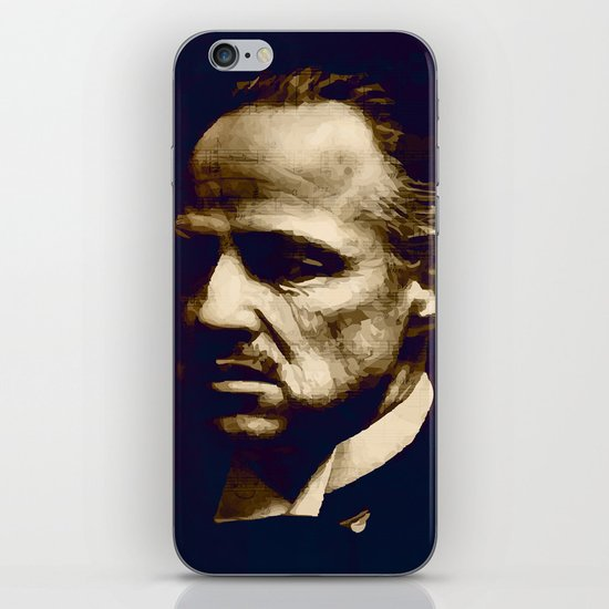 Godfather - I will make him an offer he can't refuse iPhone & iPod Skin