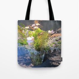 Straws  of divinity Tote Bag