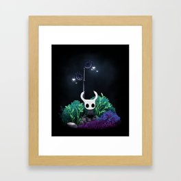 Hollow Knight Framed Art Print