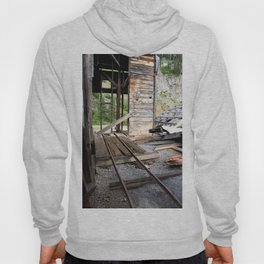 Exploring the Longfellow Mine of the Gold Rush - A Series, No. 8 of 9 Hoody