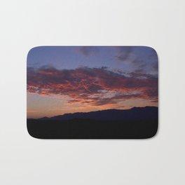 SW Mountain Sunrise - III Bath Mat