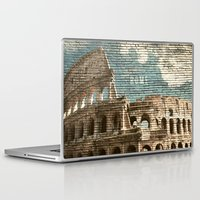 rome Laptop & iPad Skins featuring Rome by Snaps Between Naps