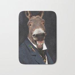 Donkey Eddie E. Smith Bath Mat