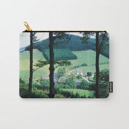 Inderlenne im Sauerland altes Foto von 1958 Carry-All Pouch