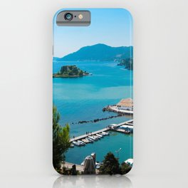 Kanoni - Corfu iPhone Case