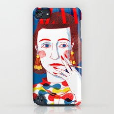 Diana Vreeland Slim Case iPod touch