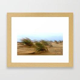 Dunes [1] Framed Art Print