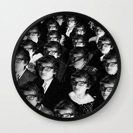 Being Matt Mort Wall Clock