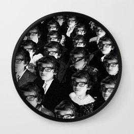 Being Matt Mort Wall Clock
