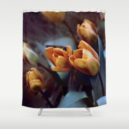 Tulips with Attitude Shower Curtain