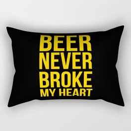 Beer Lover Rectangular Pillow