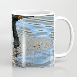 A Nice Day for a Swim Coffee Mug