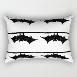 Bat friend Rectangular Pillow