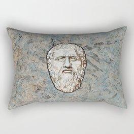 Plato Rectangular Pillow